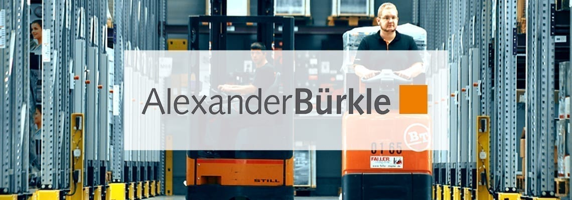 Customer Alexander Buerkle Header