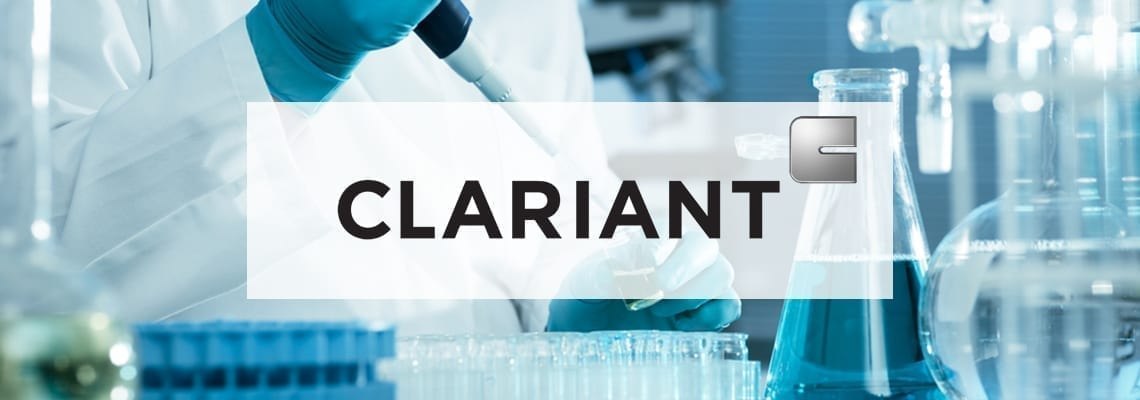Customer Clariant Header