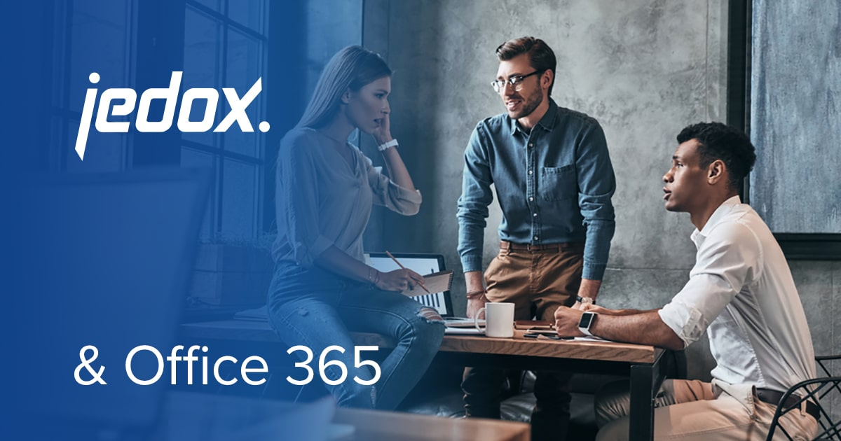 Jedox And Office 356 En 1200x630