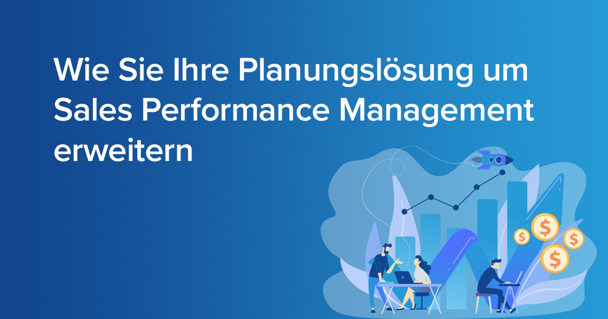 Extend Sales Performace Management Blog Header